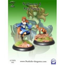 Figurine Bushido - Kitsune