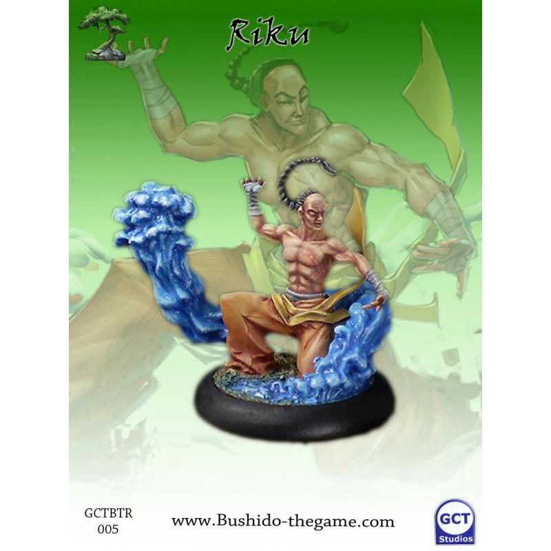 Bushido The Game - Riku