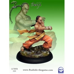Bushido The Game - Seiji, young monk