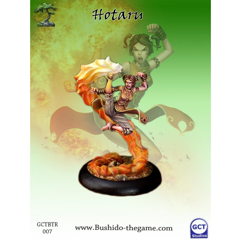 Figurine Bushido - Hotaru the Firefly