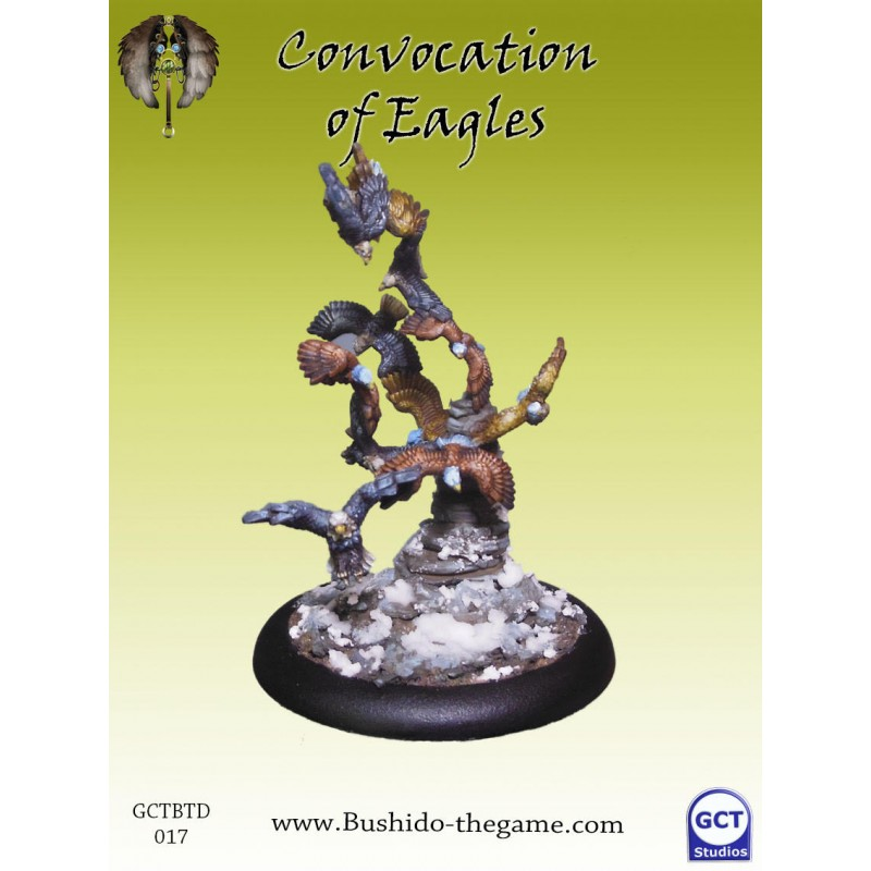 Bushido The Game - Convocation of Eagles