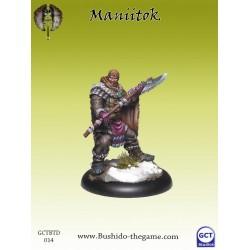 Bushido the Game - Maniitok