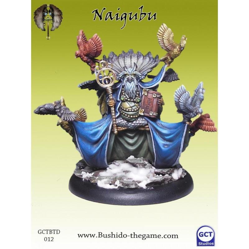 Figurine Bushido - Naigubu