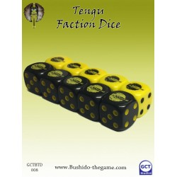 Bushido - Faction Dice (10) - Tengu