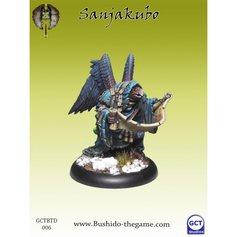 Bushido the Game - Sanjakubo