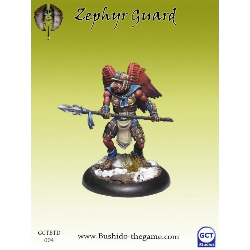 Bushido the Game - Zephyr Guard