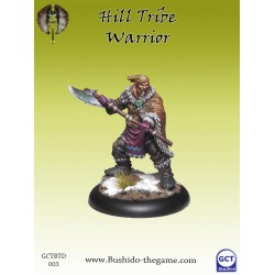 Figurine Bushido - Hill tribe warrior