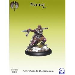 Bushido the Game - Nuniq