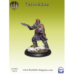 Bushido the Game - Talirikug