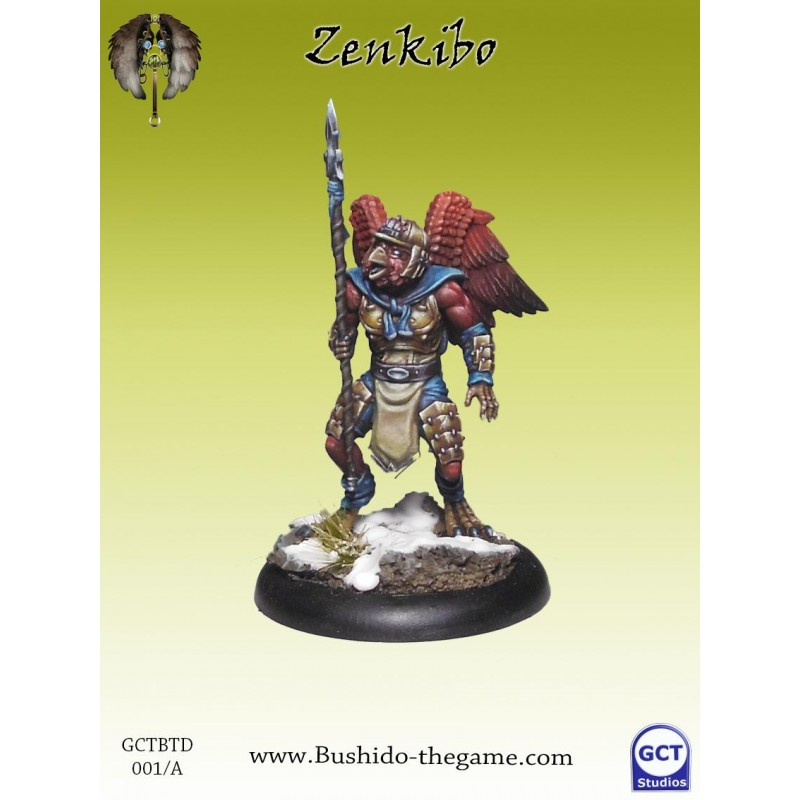 Bushido the Game - Zenkibo