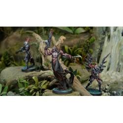 Figurine Infinity (Corvus Belli) - Umbra Samaritans (Fusil Combi Breaker)