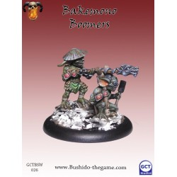 Bushido the Game - Bakemono Boomers