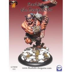 Figurine Bushido - Rashka (Oni)