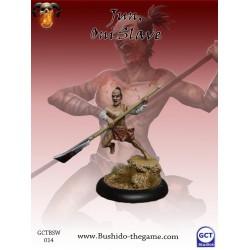 Figurine Bushido - Jun (Oni Slave)