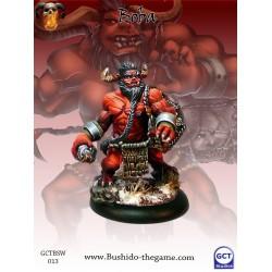 Figurine Bushido - Boba