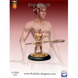 Figurine Bushido - Oni Slave