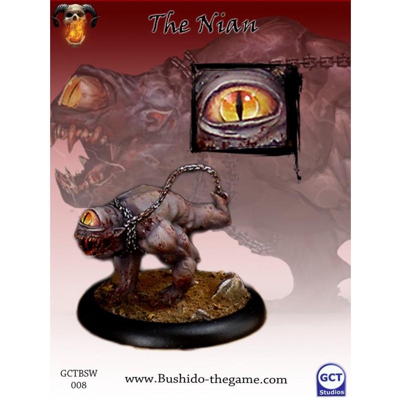 Bushido The Game - Nian Oni Hound