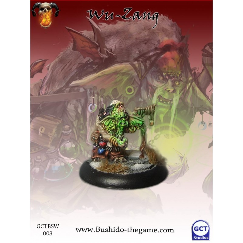 Bushido the Game - Wu-zang father of shadows