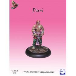 Bushido the Game - Duri
