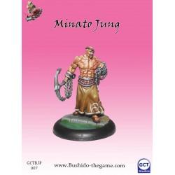 Figurine Bushido - Minato Jung