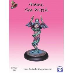 Figurine Bushido - Asami, Sea Witch