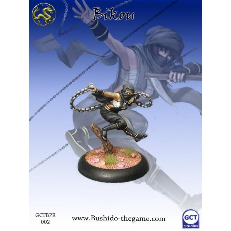 Figurine Bushido - Bikou