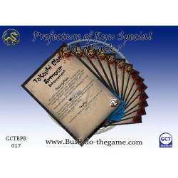 Bushido - Special Card Pack - Prefecture of Ryu