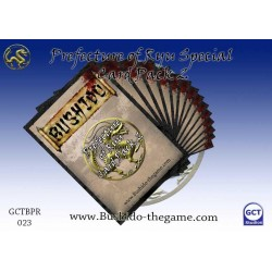 Bushido - Special Card Pack - Prefecture of Ryu 2