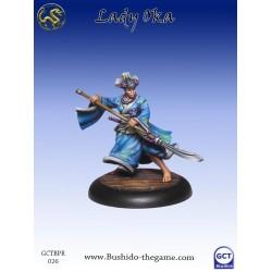Bushido the Game - Lady Oka