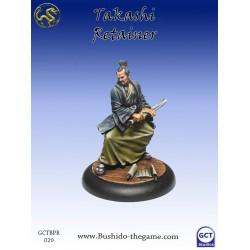 Figurine Bushido - Takashi Retainer