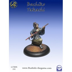 Bushido the Game - Bachiko Takashi