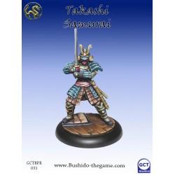 Bushido he Game - Takashi Samurai