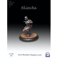 Figurine Bushido - Shizuka