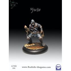 Figurine Bushido - Yuto