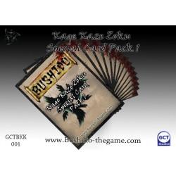 Bushido - Special Card Pack - Kaze Kage