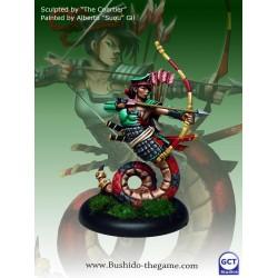 Bushido the Game - Kaihime Ito