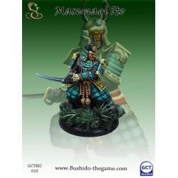 Figurine Bushido - Masunagi Ito (samurai)