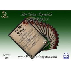 Bushido - Special Card Pack - Ito Clan