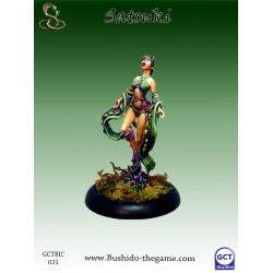 Bushido the Game - Satsuki, Orochi priestess