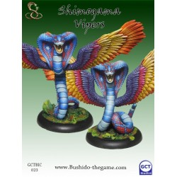 Bushido the Game - Shimogama Vipers