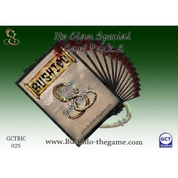 Bushido - Special Card Pack - Ito Clan 2