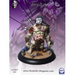 Bushido the Game - Araka the slave of yurei