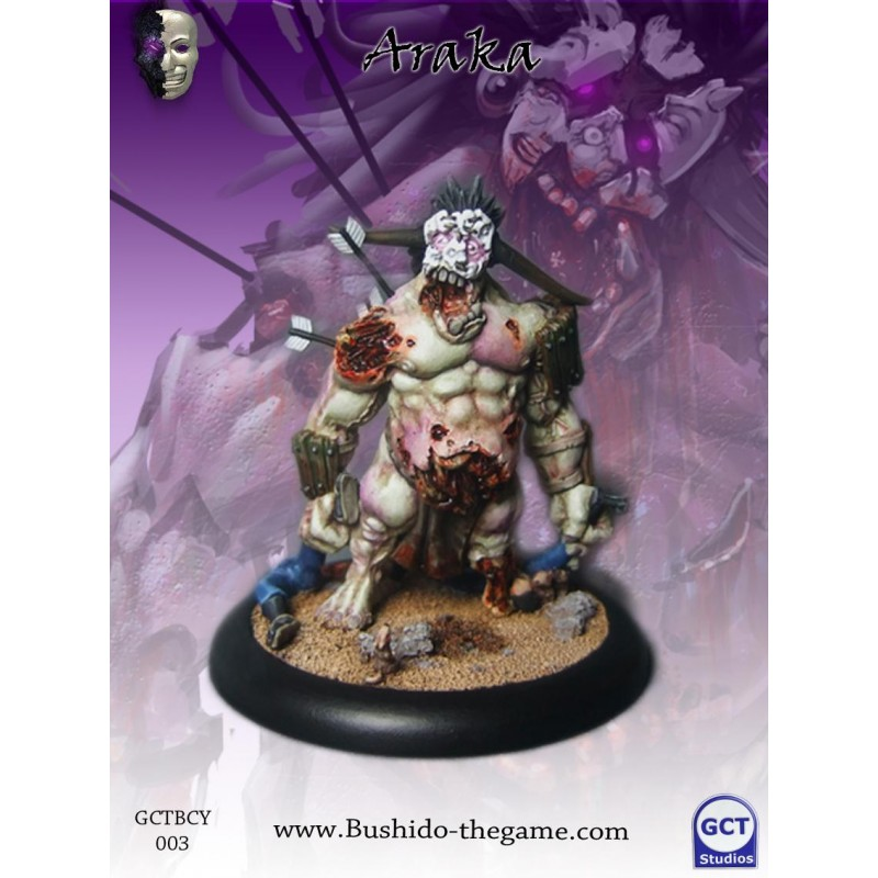 Bushido the Game - Araka the slave of yurei