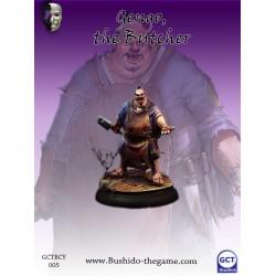 Figurine Bushido - Gengo Burakumin