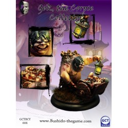 Figurine Bushido - Gok the Corpse Collector