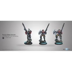 Infinity - Yaogat Strike Infantry (Sniper Multi)