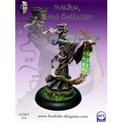 Bushido the Game - Waku the soul collector