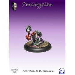 Figurine Bushido - Penannagalin