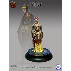 Figurine Bushido - Old Zo