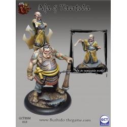 Figurine Bushido - Oda & Tautolu (Master on Jumo)